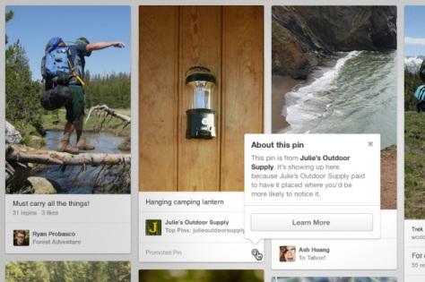 Pinterest Promoted Pin Mock