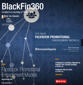 BlackFin360 Flipboard