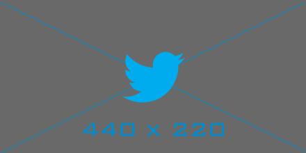 Twitter Visual Dimensions