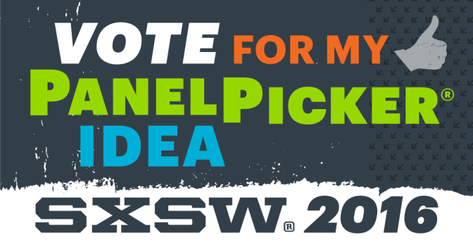 SXSW 2016 Voting Has Begun!