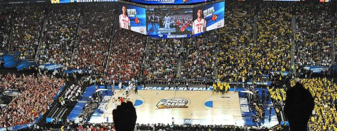 NCAA March Madness & Snapchat