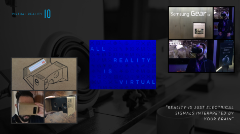 F8 2015 Virtual Reality