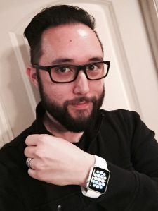 Tom Edwards Apple Watch