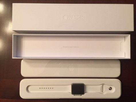 Apple Watch Unboxing