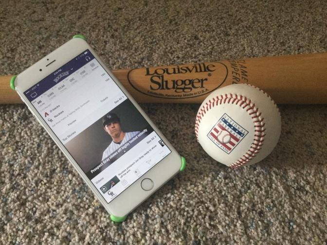 MLB At Bat App Hits Big With Fans