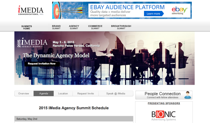 iMedia Agency Summit May 2015 Keynote Panel