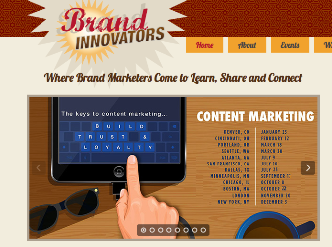 Brand Innovators Content Marketing Summit