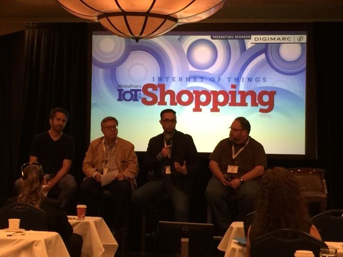 Media Post IOT Shopping Panel