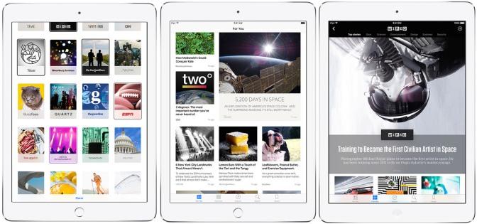 Mashable Apple News App Commentary