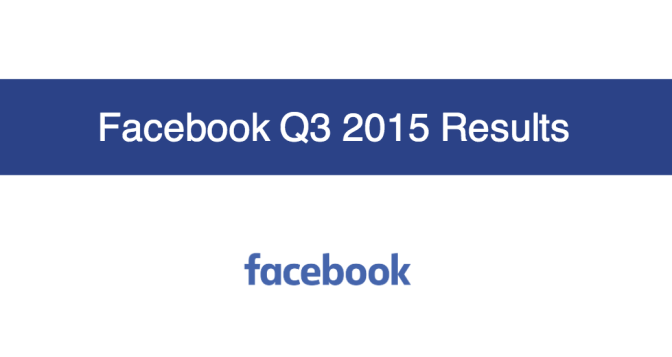 IBT Q3 Earnings Commentary Facebook, Twitter & Google