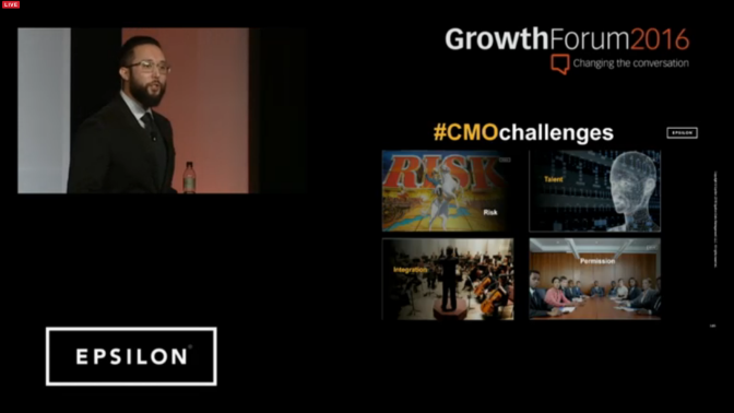 Digital Disruption & CMO Challenges