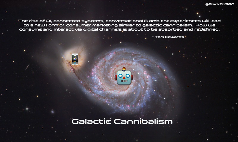 Galactic Cannibalism & The Future of Marketing