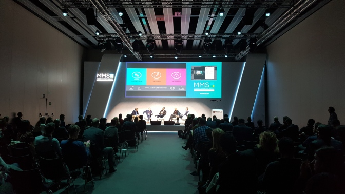 MWC 2017 – Data Design Speaking Recap