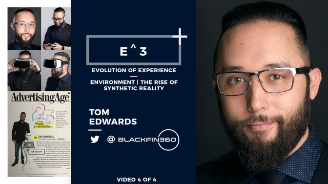 E^3 Evolution of Experience – Environment & Synthetic Reality
